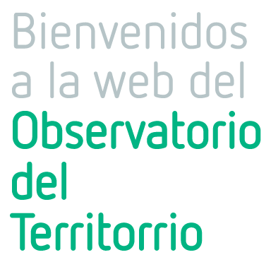 Bienvenidos a la web del Observatorio del Territorio