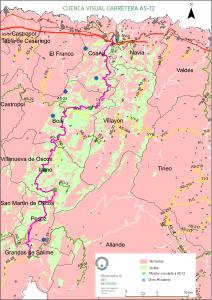 Carreteras y ferrocarriles paisajísticos