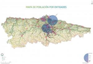 Mapa de población por entidades